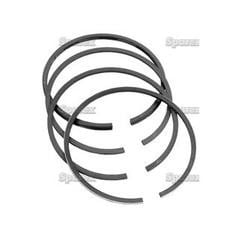 "Piston Ring Set (+ 0.040"") - Four Rings DB 2"