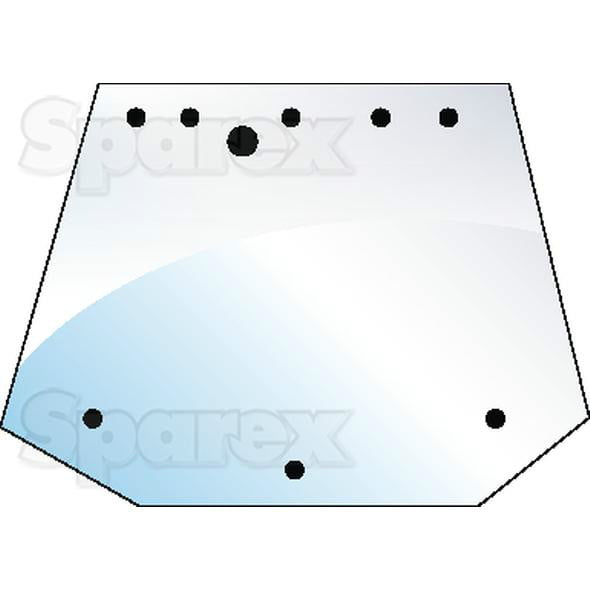 Rear Upper Glass SP53410 2