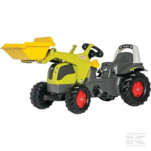 ROLLY Claas Elios with front loader R02507 2