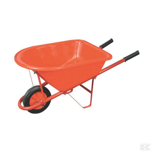 Childrens Kids Toy Wheel Barrow for Children colour Red 2