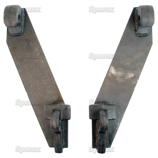 EURO BRACKETS RH/LH WELD-ON 2