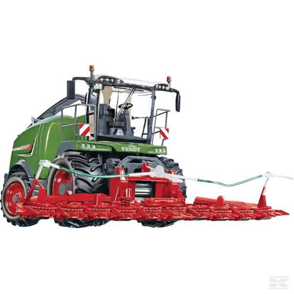 Fendt Katana 85 harvester W77813 2