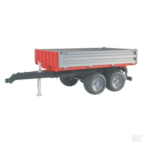 Bruder Tipping trailer U02019 2