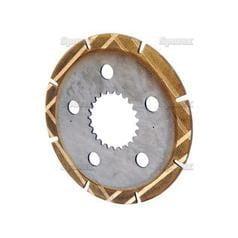 Brake Friction Disc. OD 224mm 2