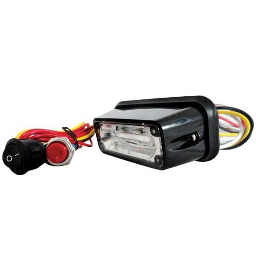 Red LED Directional Light 1
