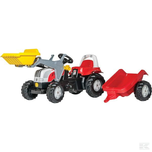 ROLLY RollyKid Steyr with front loader R02393 2