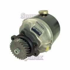 Power Steering Pump Single 65503 2