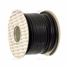3 Core Electrical Cable 1.5mm² Black 50M 5962 2