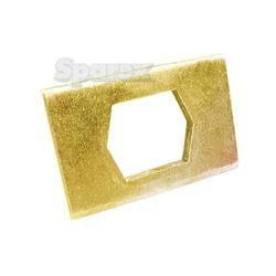 "Slurry Plate 4"" x 2 1/2"" Dowdeswell 1050, 1550 SP78865 2"
