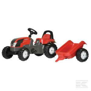 ROLLY Valtra with Trailer R01252 2