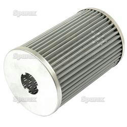 FILTER HYDRAULIC STEEL ELEMENT
