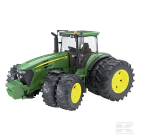 Bruder John Deere 7930 with Dual Wheels Tractor U03052 2