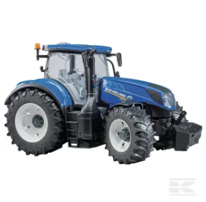 Bruder New Holland T7.315 Tractor U03120 2