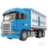 Childrens Scania Livestock Trailer U03549 3