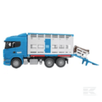 Childrens Scania Livestock Trailer U03549 4