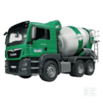MAN MAN TGS Cement Mixer U03710 6