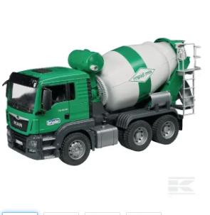 MAN MAN TGS Cement Mixer U03710 2
