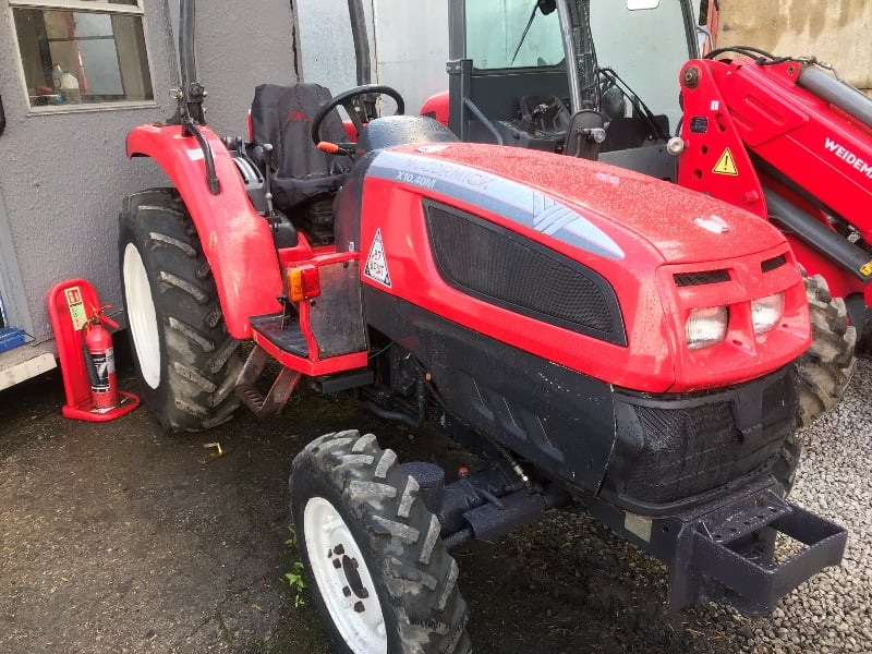 Hog Hire / Used Machinery 2