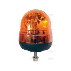 Amber Halogen Beacon, Bolt-On, 12/24V 113186 2