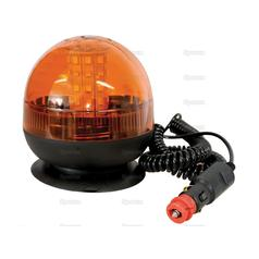 Magnetic Amber LED Beacon 12/24v 113200 2