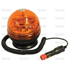 Magnetic Amber LED Beacon 12/24v 114414 2