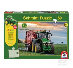 Jigsaw Puzzle John Deere 8370R SH56043 2