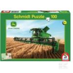 Jigsaw Puzzle John Deere S690 Combine Harvester SH56144 2