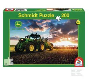 Jigsaw Puzzle John Deere 6150R SH56145 1