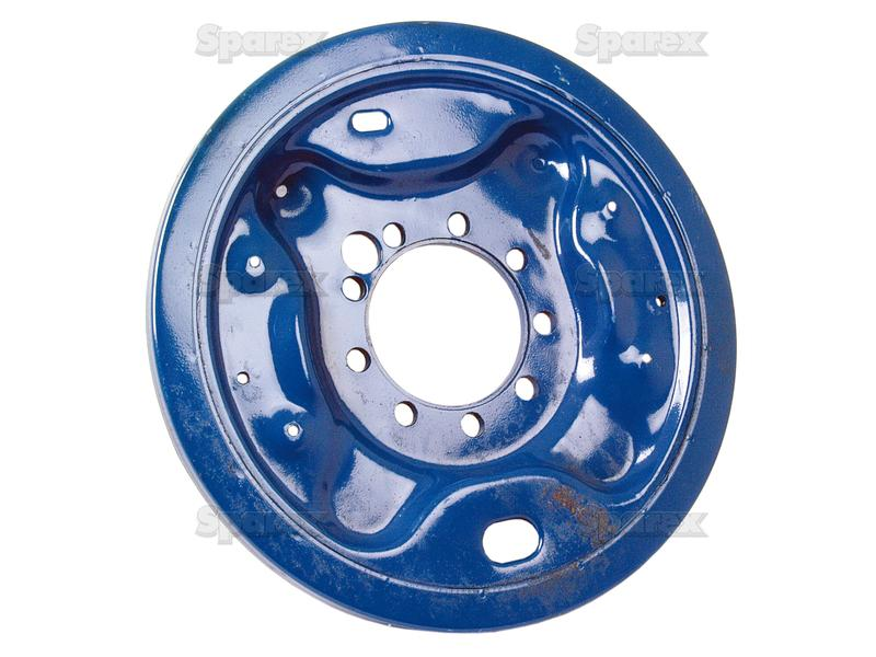Brake Drum Backing Plate 61859 2