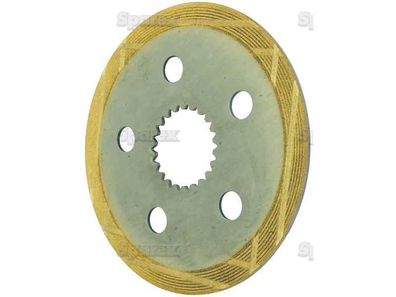 Brake Friction Disc. OD 204mm 65376 2
